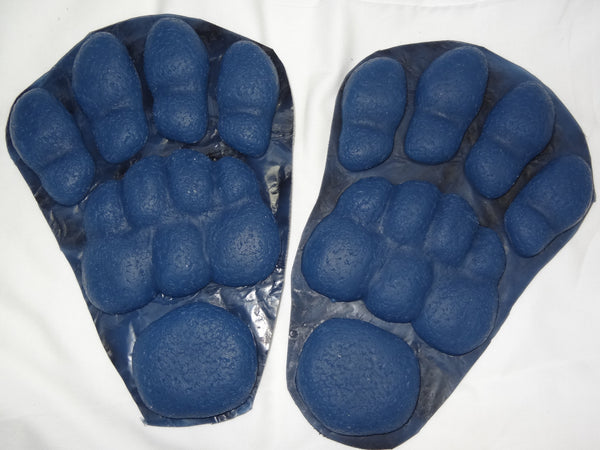 Silicone Reptile Feetpads