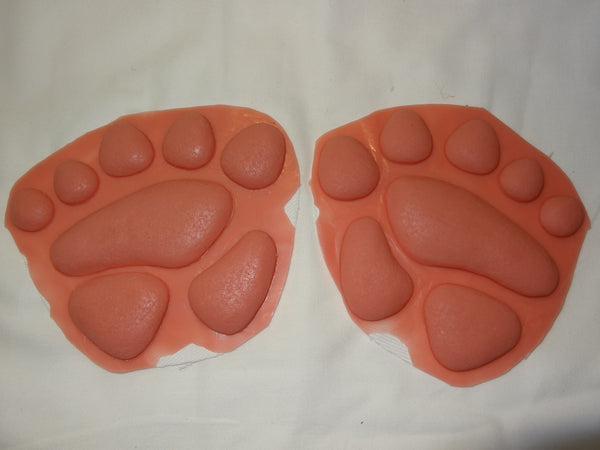 Silicone Monster Handpads