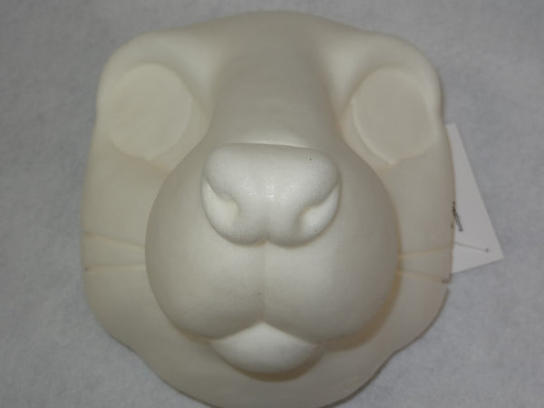 Foam Rat Head