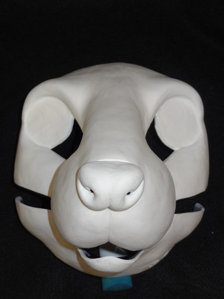 Cut Rat Resin Mask Blank