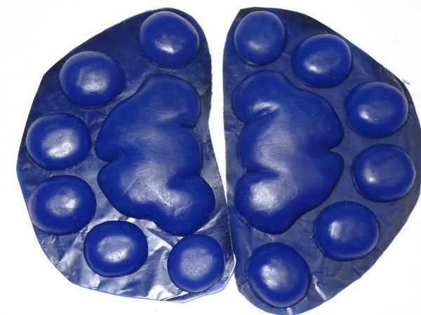 Silicone Feral Feline Handpads