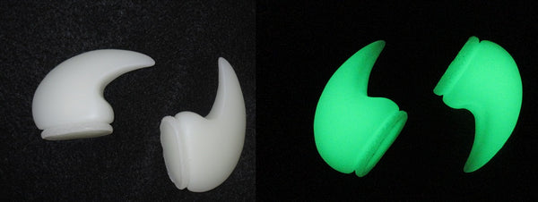 UV Reactive Glow in the Dark Large Monster Claws *Sold Per Claw*