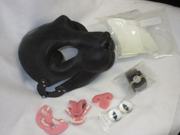Large Feline Deluxe Resin Kit