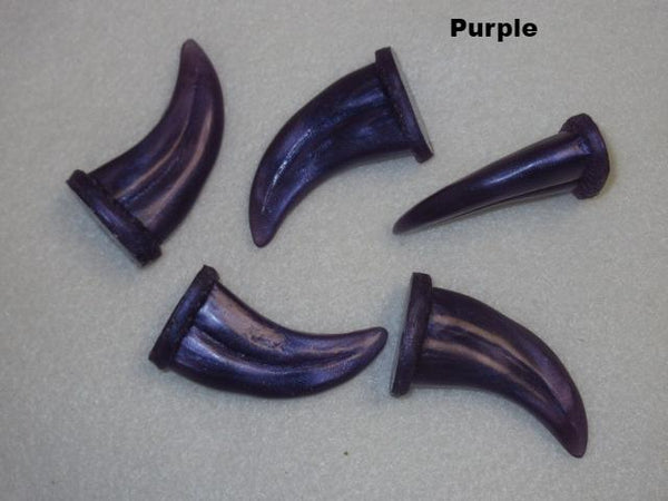 Shimmerz Small Raptor Claws *Sold Per Claw*
