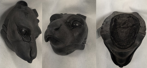 Foam Birdcat Head