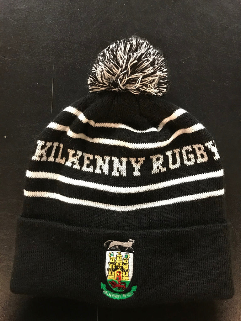 Kilkenny RFC Bobble Hat
