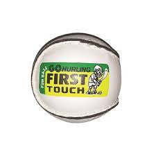 Sliotar First Touch