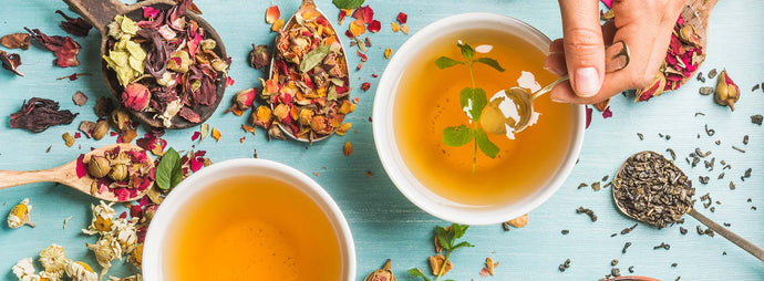 Sipping Hot Tea for Better Health: 7 Teas to Try for Health Ailments