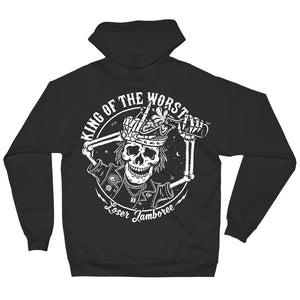 King Of The Worst - Hoodie