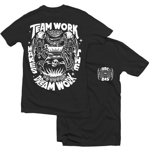 Team Work Makes The Dream Work Coffee - TEE