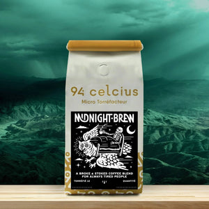 Midnight Brew - Coffee Blend