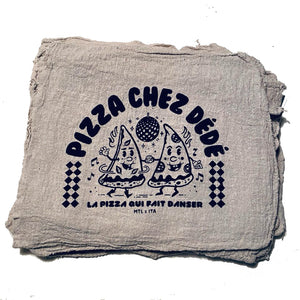 Pizza Chez Dédé - Shop Rag