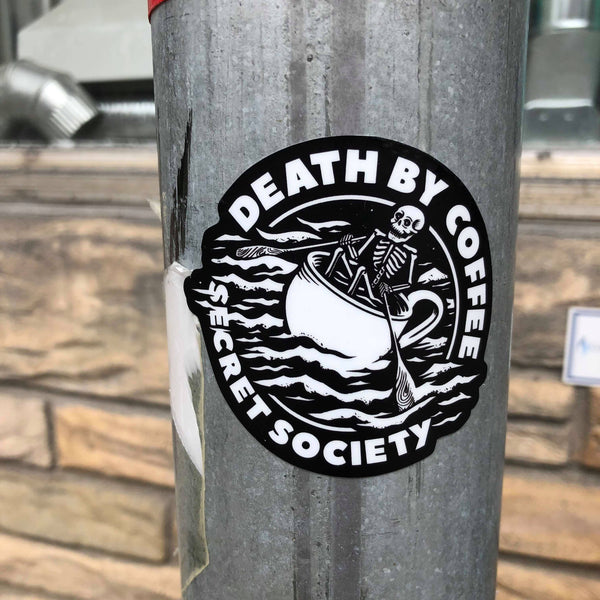 Secret Society Stickers