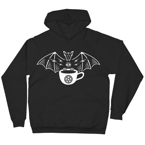 Bat Coffee Pullover