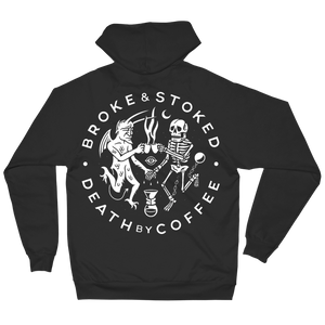 COLLABORATION DE L'ENFER - HOODIE