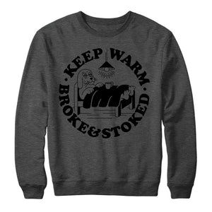 Keep Warm - Crewneck