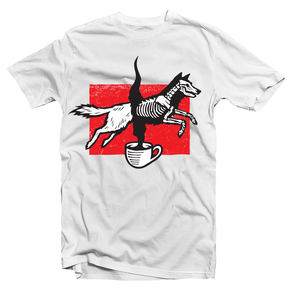 COFFEE DOG - TEE