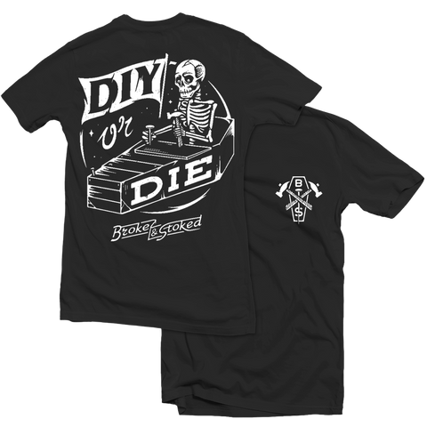 DIY OR DIE - TEE