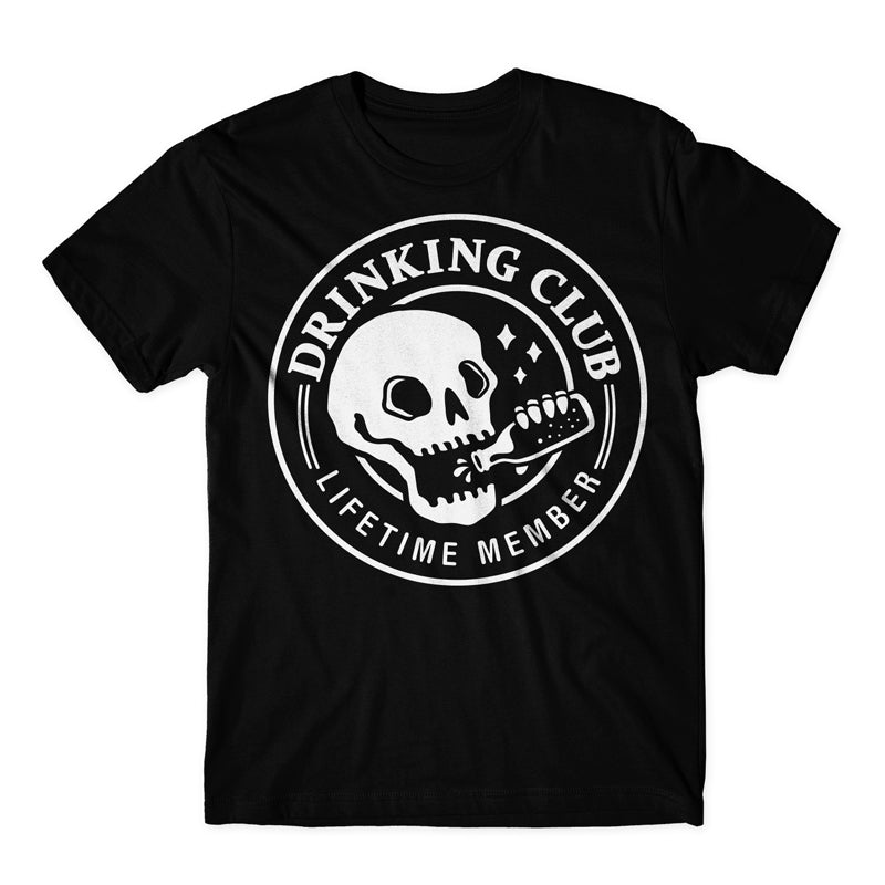 Drinking Club Lifetime Member - Tee