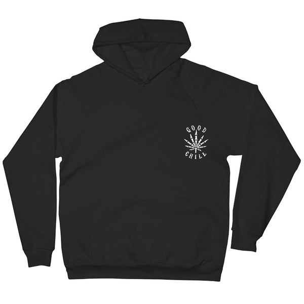 STONED TO THE BONE - HOODIE