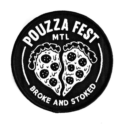 Pouzza Fest x Broke And Stoked Pizza