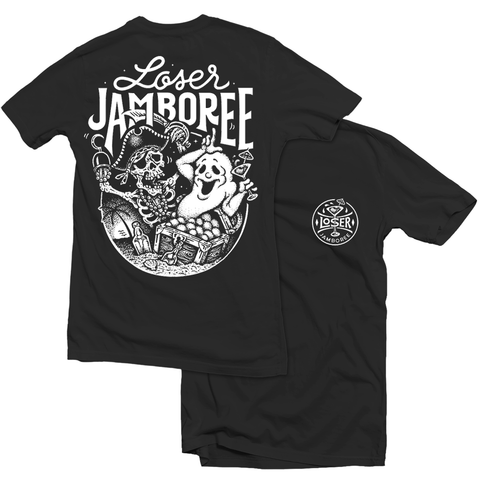 Loser Jamboree Official Tee (4th edition)