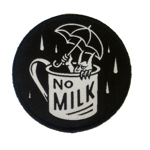 No Milk Patch