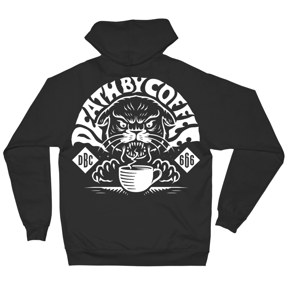 Coffee Panther - Pullover