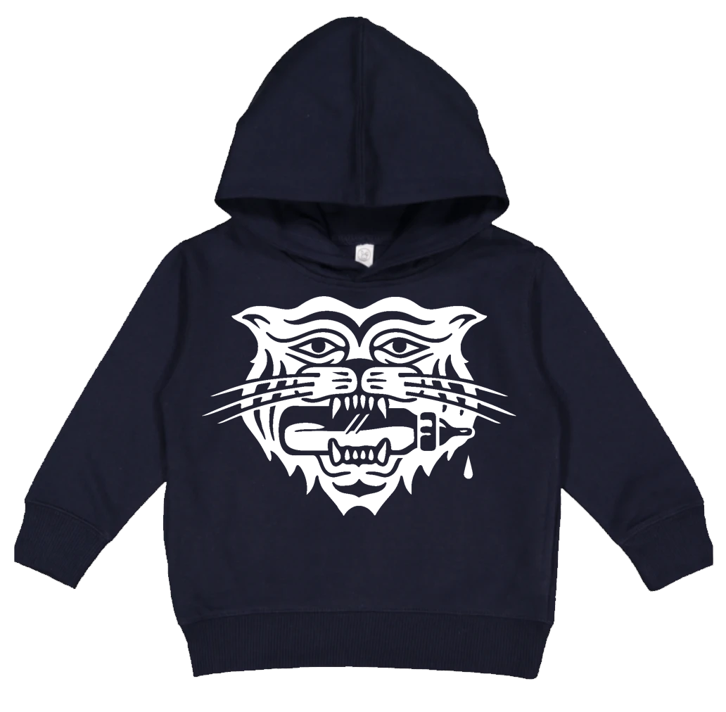 TIGER - TODDLER PULLOVER