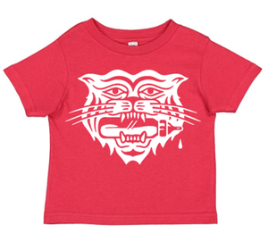 TIGER - TODDLER TEE