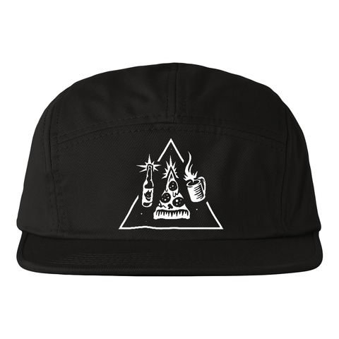 Unholy Trinity 5 Panel Hats