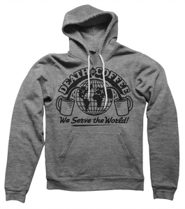 WE SERVE THE WORLD - PULLOVER