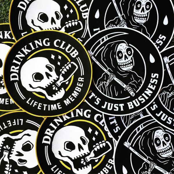 10'' Back Patch