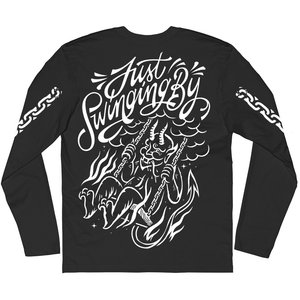 JUST SWINGING BY - LONG SLEEVE