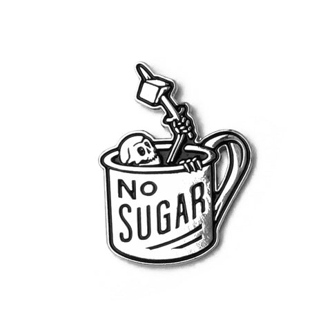 No Sugar - Pin