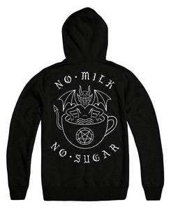 No Milk No Sugar - Devil's Cup Pullover