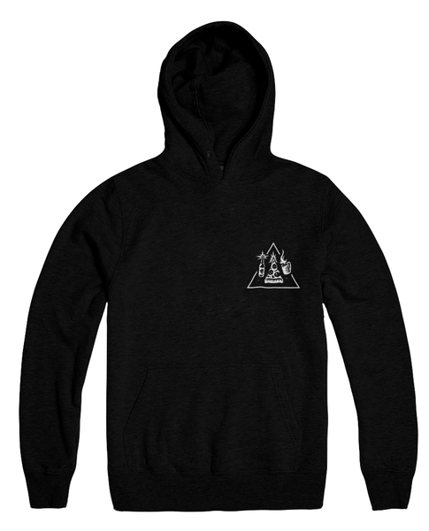 The Unholy Trinity Pullover