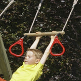 Trapeze attachment for Blue Rabbit and Action swing arms