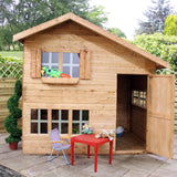 Double storey playhouse by Mercia