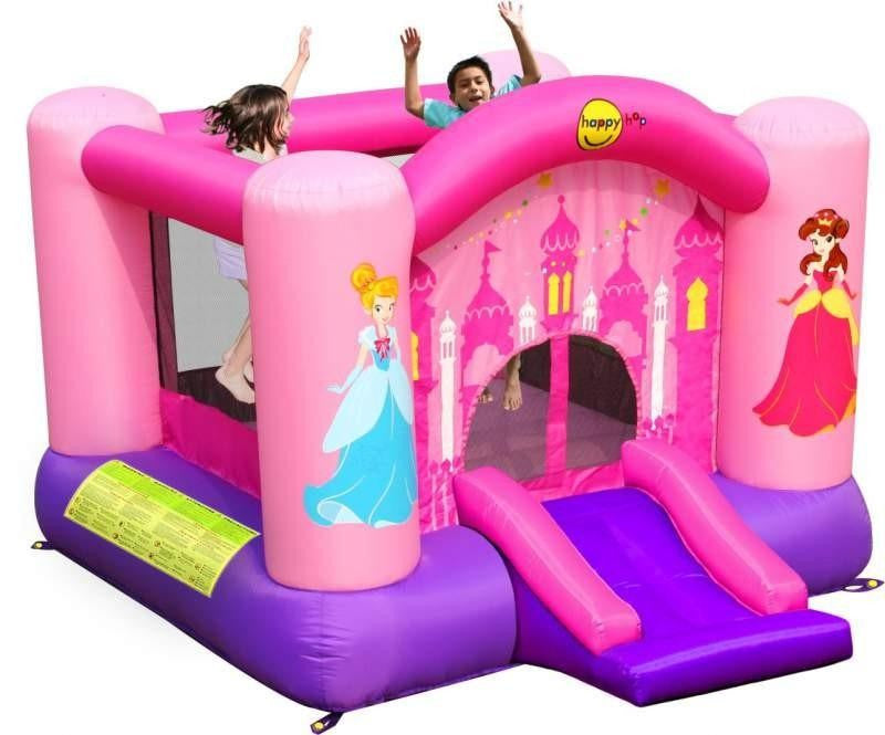Princess 10ft Bouncy Castle