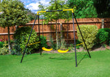 Jumpking Double Swing Set