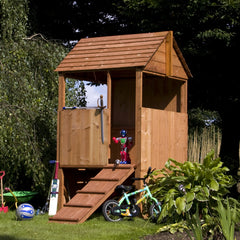'Lookout' playhouse by Mercia