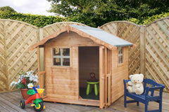 5' x 5' Wooden 'Poppy' Playhouse