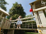 Bridge Module for Blue Rabbit Climbing Frames