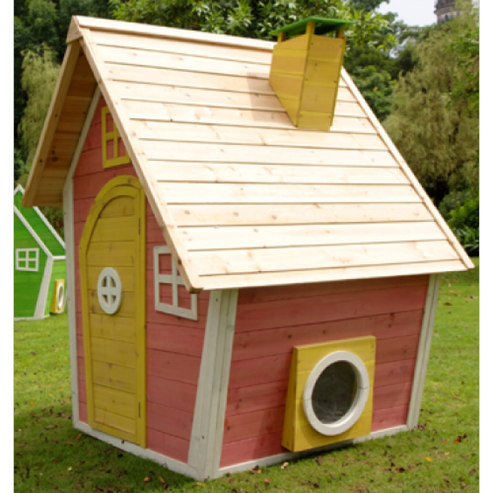 Crooked Cottage playhouse