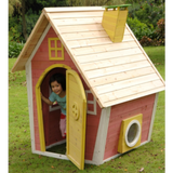 'Crooked Cottage' playhouse by Garden Games