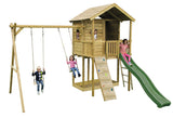 Action Gate Lodge climbing frame