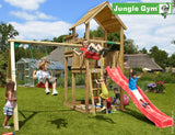 Jungle Gym Palace Tower with Swing Arm
