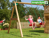 Jungle Gym Double Swing Arm
