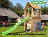 Jungle Gym Cabin Tower (1.45m platform height)